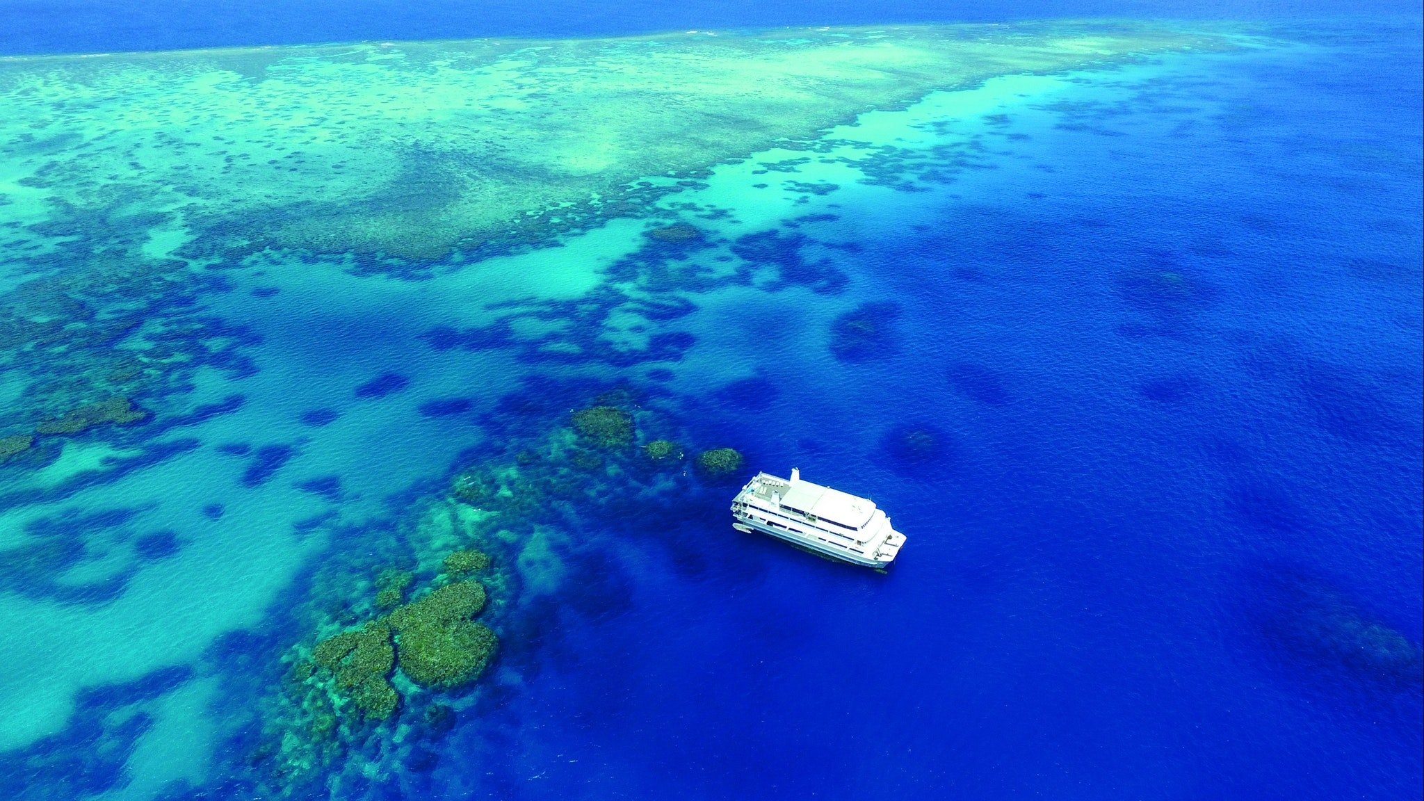 picture of Great Barrier Reef
