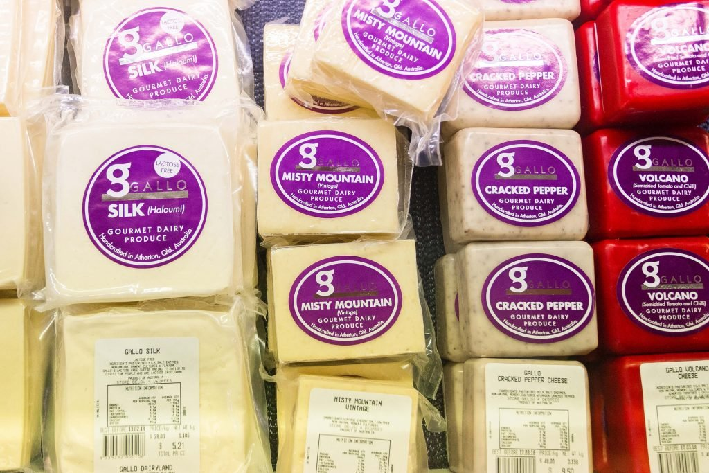 Gallo Dairyland cheese