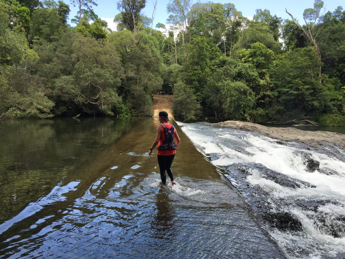 goldfields trail babinda boulders