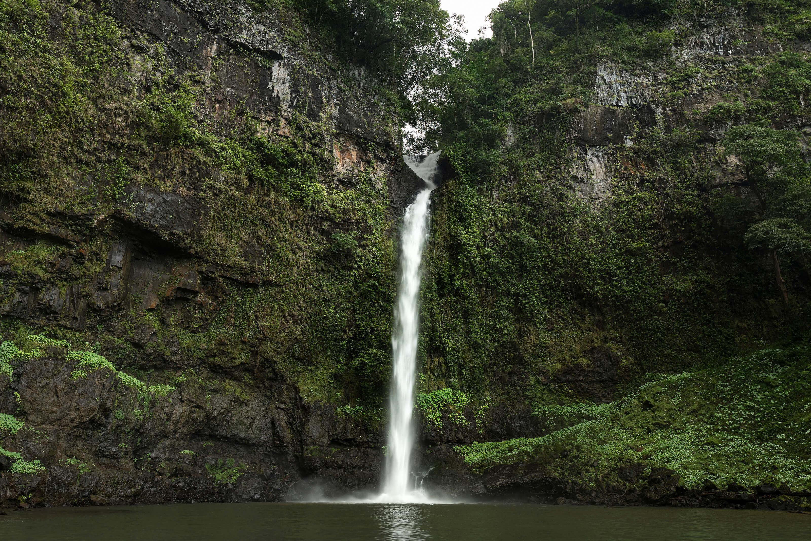 Waterfalls in the Wet Tropics